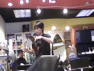 Raymond the Hair Stylist