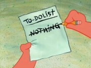 to-do-list-nothing