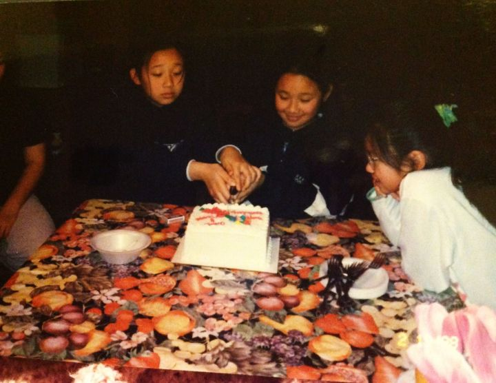 I think that may have set me up for being less enthusiastic about cutting the cake with Tammy in years to come.
