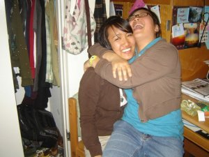 2007: The Year of the Post-Appendectomy Explosion. Just innocent sophomores in our college dorm rooms.