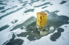 Ice Fishing at Brittingham-11