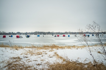 Ice Fishing at Brittingham-2
