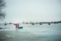 Ice Fishing at Brittingham-8