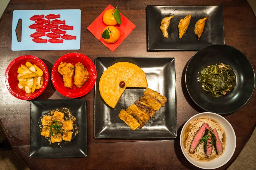 CNY Dinner-3